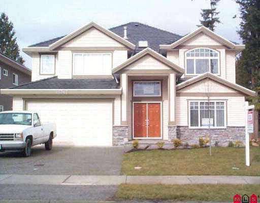 Main Photo: 13347 60TH AVENUE in Surrey: Panorama Ridge House for sale ()  : MLS®# F2605832