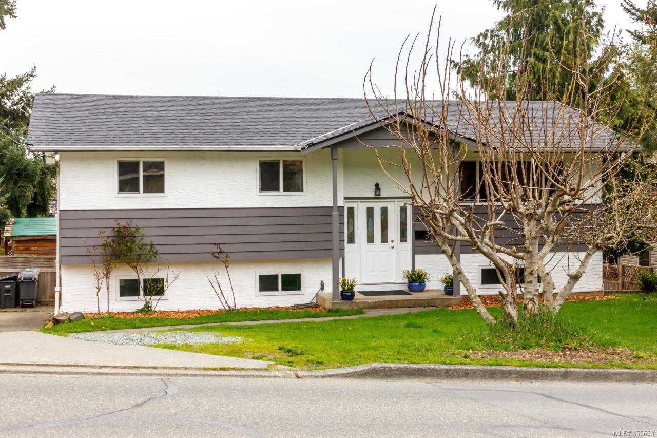 Main Photo: 4343 Cedar Hill Rd in : SE Mt Doug Single Family Detached for sale (Saanich East)  : MLS®# 850603