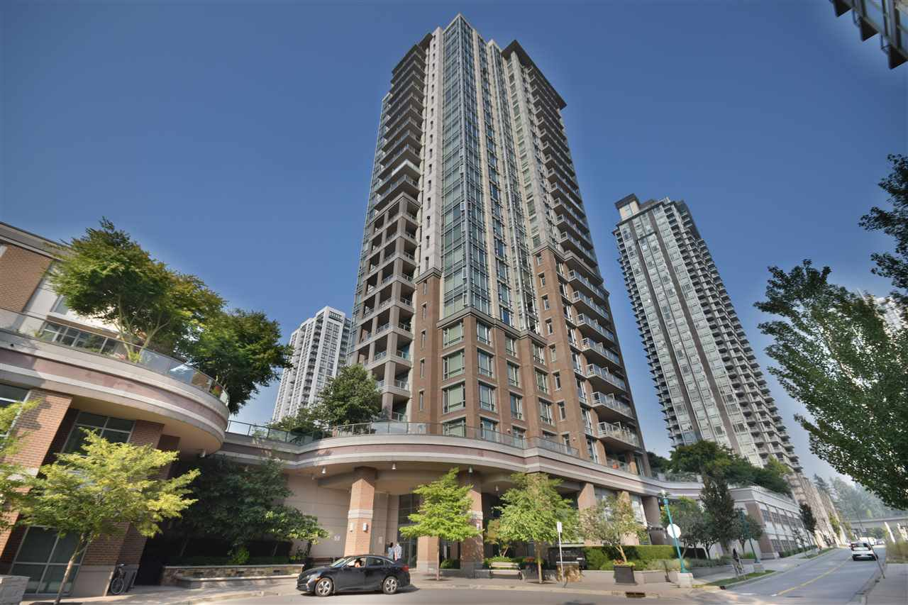 """Main Photo: 1001 1155 THE HIGH Street in Coquitlam: North Coquitlam Condo for sale in """"M ONE"""" : MLS®# R2497341"""