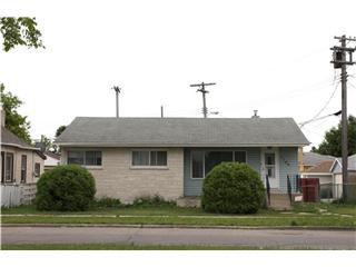 Main Photo: 1104 BURROWS Avenue in WINNIPEG: North End Residential for sale (North West Winnipeg)  : MLS®# 1214100