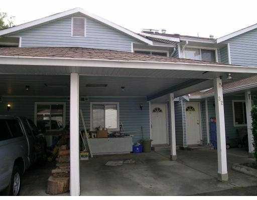 "Main Photo: 32 22411 124TH AV in Maple Ridge: East Central Townhouse for sale in ""CREEKSIDE VILLAGE"" : MLS®# V590632"