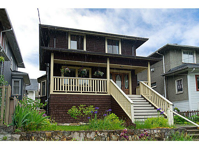 """Main Photo: 1718 COTTON Drive in Vancouver: Grandview VE House for sale in """"Commercial Drive"""" (Vancouver East)  : MLS®# V1009711"""