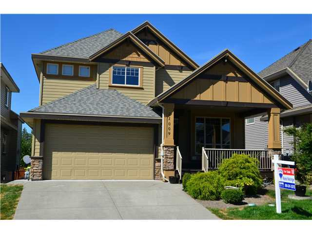 """Main Photo: 21009 84TH Avenue in Langley: Willoughby Heights House for sale in """"Yorkson"""" : MLS®# F1317918"""