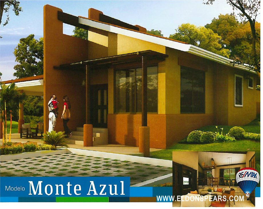 Main Photo: Great Mountain home - Monte Azul model home in Altos del Maria, Chame, Panama
