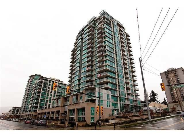 Main Photo: # 601 188 E ESPLANADE AV in North Vancouver: Lower Lonsdale Condo for sale : MLS®# V1093096