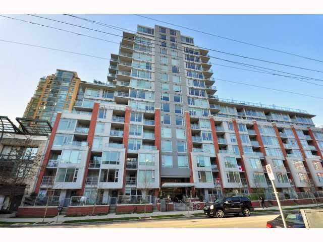 Main Photo: # 105 1133 HOMER ST in Vancouver: Yaletown Condo for sale (Vancouver West)  : MLS®# V1095265