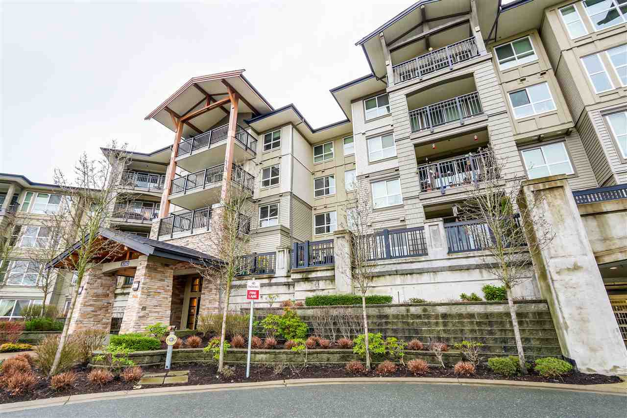 Main Photo: 510 3050 DAYANEE SPRINGS BOULEVARD in Coquitlam: Westwood Plateau Condo for sale : MLS®# R2032786
