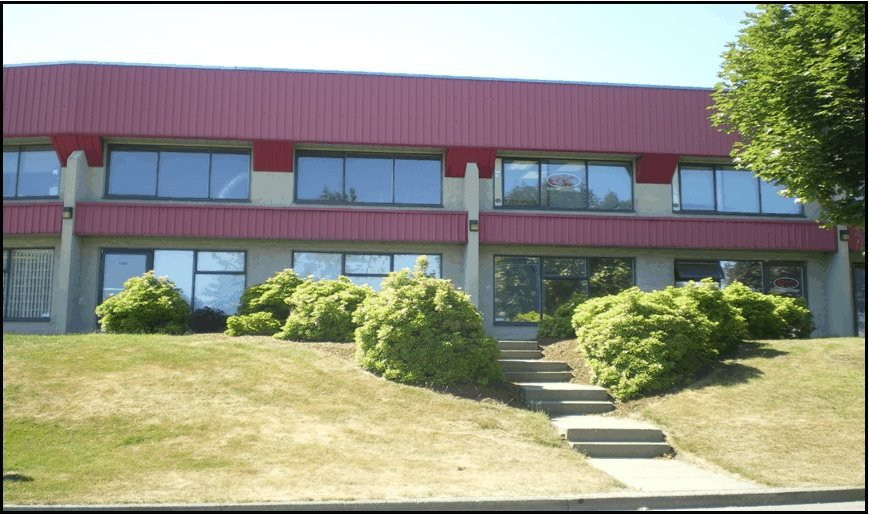 Main Photo: 102 19329 ENTERPRISE WAY in Cloverdale: Industrial for sale : MLS®# C8011679
