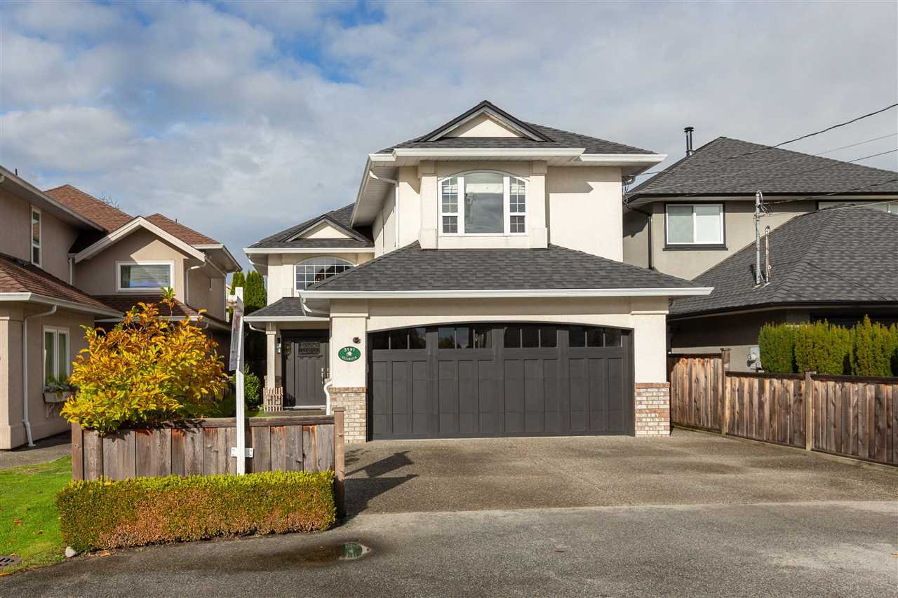 Main Photo: 3191 GEORGIA STREET in Richmond: Steveston Village House for sale : MLS®# R2380859