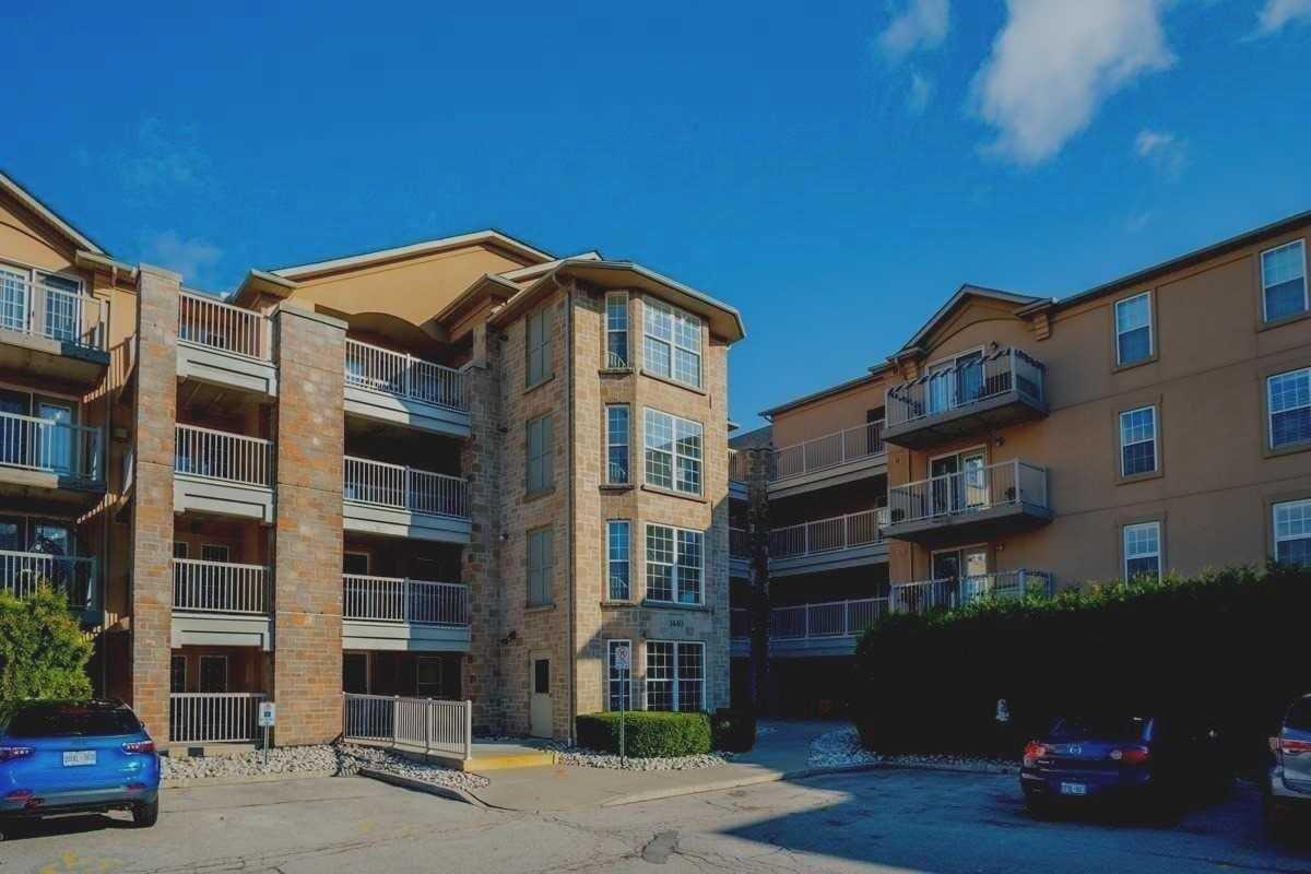 Main Photo: 309 1440 Bishops Gate in Oakville: Glen Abbey Condo for lease : MLS®# W4640799