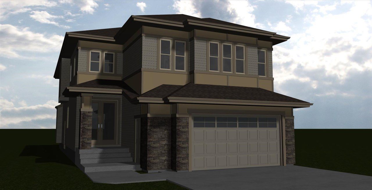 Main Photo: 1272 AINSLIE Way in Edmonton: Zone 56 House for sale : MLS®# E4182854
