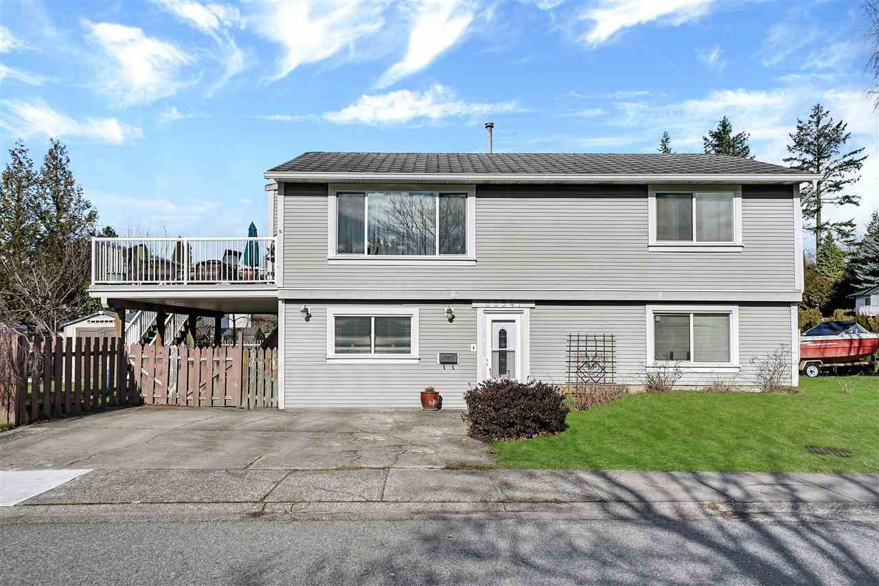 Main Photo: 33947 GILMOUR Drive in Abbotsford: Central Abbotsford House for sale : MLS®# R2436671