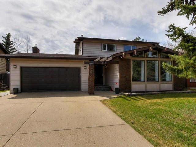 Main Photo: 308 WESTRIDGE Road in Edmonton: Zone 22 House for sale : MLS®# E4188309