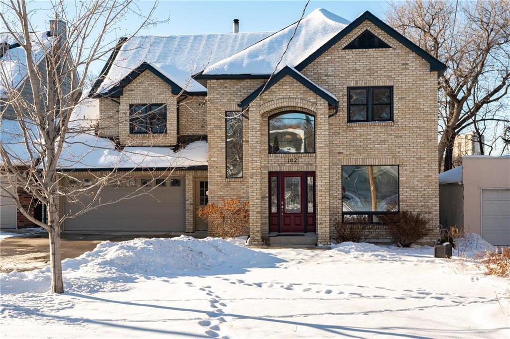 Main Photo: 102 Lyndale Drive in Winnipeg: Norwood Flats Residential for sale (2B)  : MLS®# 202100229