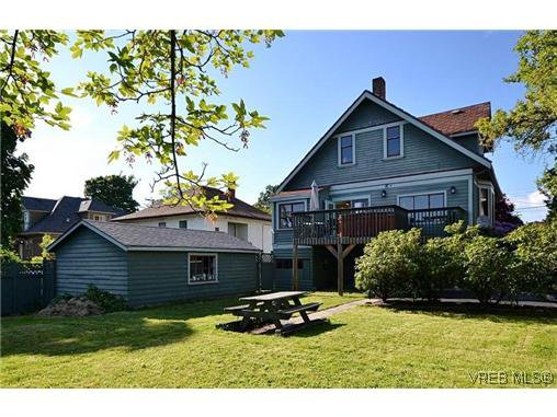 Main Photo: 623 Manchester Rd in VICTORIA: Vi Burnside House for sale (Victoria)  : MLS®# 629973