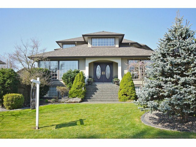"Main Photo: 5869 189TH Street in Surrey: Cloverdale BC House for sale in ""ROSEWOOD"" (Cloverdale)  : MLS®# F1307410"