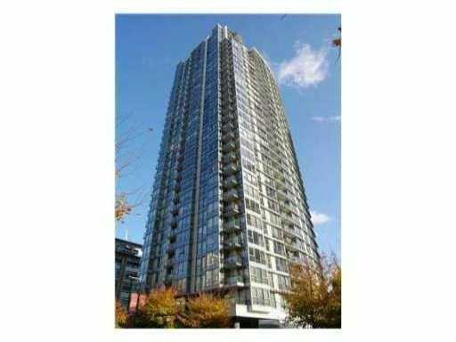 "Main Photo: 1703 928 BEATTY Street in Vancouver: Yaletown Condo for sale in ""MAX 1"" (Vancouver West)  : MLS®# V1004743"