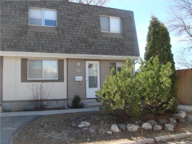 Main Photo: 170 Donwood Drive in WINNIPEG: North Kildonan Condominium for sale (North East Winnipeg)  : MLS®# 1310632