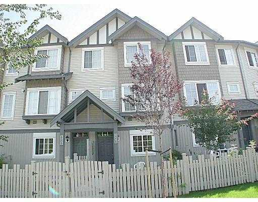 """Photo 1: Photos: 3306 NOEL DR in Burnaby: Sullivan Heights Townhouse for sale in """"STONEBROOK"""" (Burnaby North)  : MLS®# V544530"""
