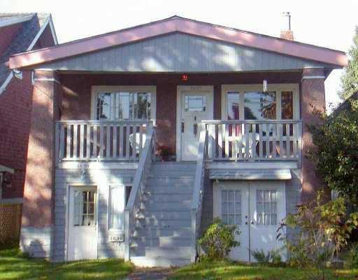 Main Photo: 3637 - 3639 W 6TH AV in : Kitsilano House for sale : MLS®# V508327