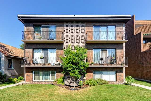 Main Photo: 8 916 3 Avenue NW in Calgary: Sunnyside Condo for sale : MLS®# C3629661