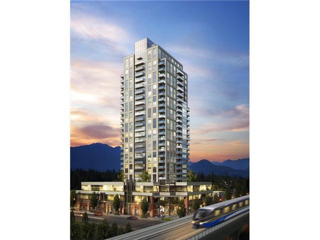 Photo 1: Photos: 909 3007 Glen Drive in Coquitlam: North Coquitlam Condo for sale : MLS®# PRE-SALE