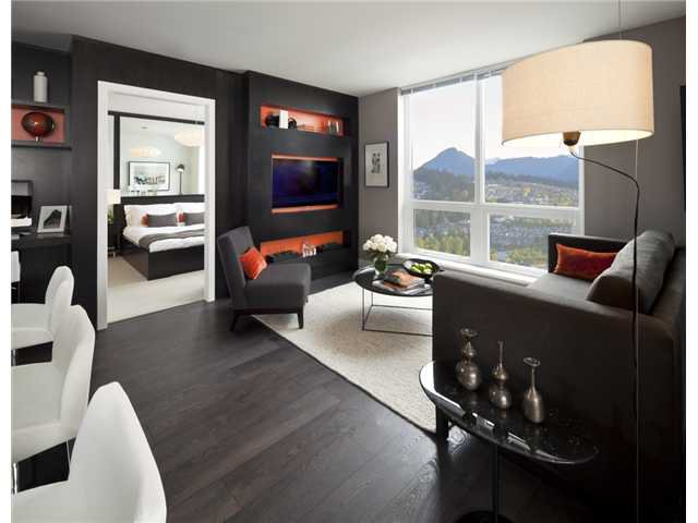 Photo 2: Photos: 909 3007 Glen Drive in Coquitlam: North Coquitlam Condo for sale : MLS®# PRE-SALE