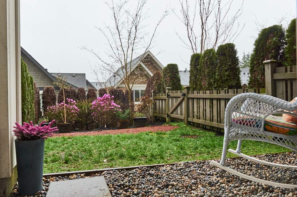Photo 14: Photos: 28 1305 SOBALL STREET in Coquitlam: Burke Mountain Townhouse for sale : MLS®# R2046035