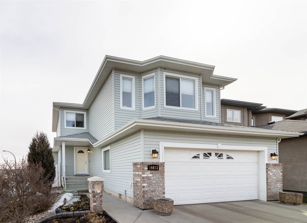 Main Photo: 16413 49 Street in Edmonton: Zone 03 House for sale : MLS®# E4175032