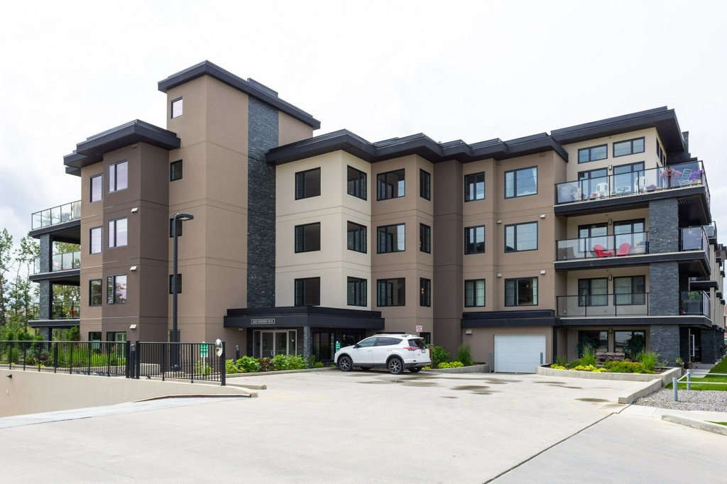 Main Photo: 311 5029 EDGEMONT Boulevard in Edmonton: Zone 57 Condo for sale : MLS®# E4204587