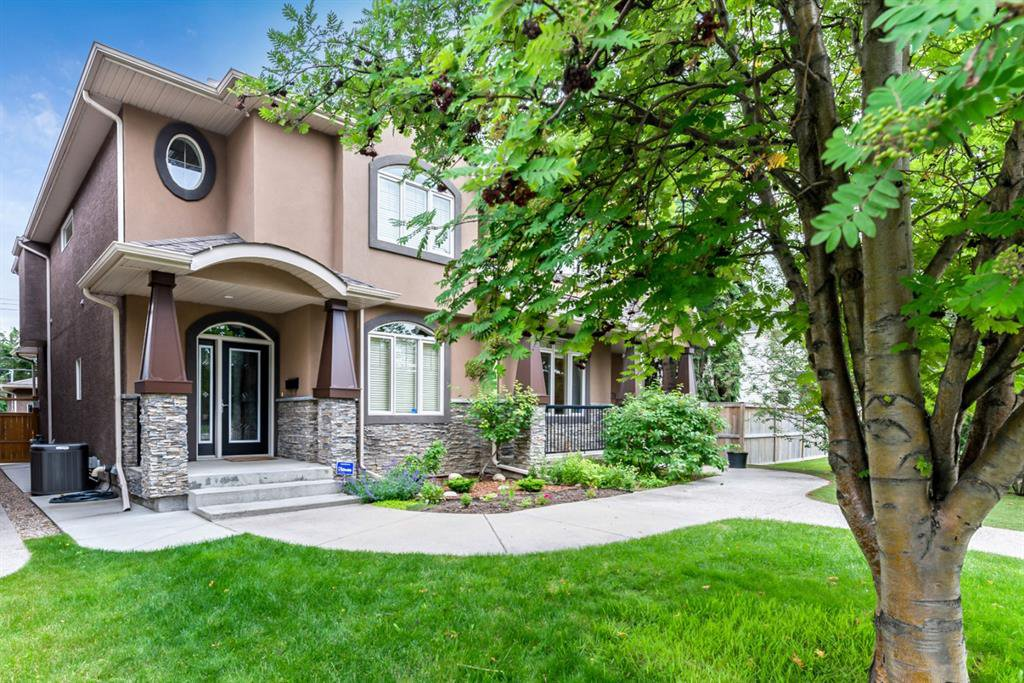 Main Photo: 2421 1 Avenue NW in Calgary: West Hillhurst Semi Detached for sale : MLS®# A1009605