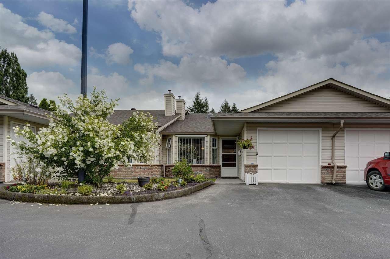 "Main Photo: 12 12049 217 Street in Maple Ridge: West Central Townhouse for sale in ""BOARDWALK"" : MLS®# R2484735"
