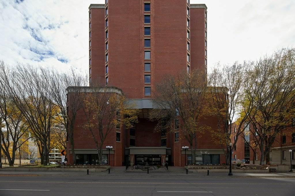 Main Photo: 307 11503 100 Avenue in Edmonton: Zone 12 Condo for sale : MLS®# E4216664