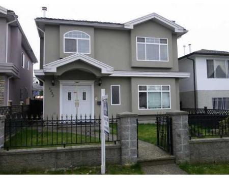Main Photo: 3252 E 26TH AV in Vancouver: House for sale (Renfrew Heights)  : MLS®# V815979