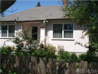 Main Photo: 1590 Bay St in VICTORIA: Vi Oaklands House for sale (Victoria)  : MLS®# 504668