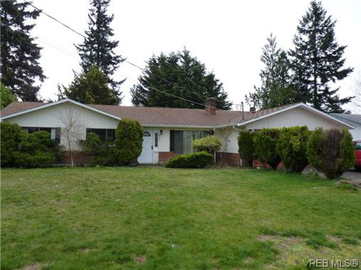 Main Photo: 6721 Eakin Drive in SOOKE: Sk Broomhill Single Family Detached for sale (Sooke)  : MLS®# 307304