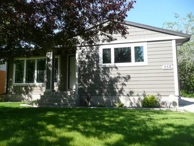 Main Photo: 558 Sharron Bay South in WINNIPEG: North Kildonan Residential for sale (North East Winnipeg)  : MLS®# 1211368