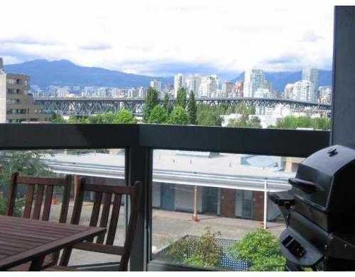 Photo 1: Photos: 302 1345 4TH Ave in Vancouver West: False Creek Home for sale ()  : MLS®# V690823
