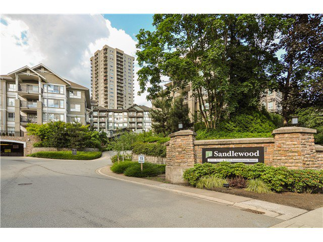 Photo 1: Photos: 314 9283 GOVERNMENT Street in Burnaby: Government Road Condo for sale (Burnaby North)  : MLS®# V1012024