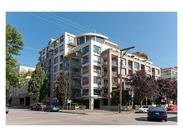 "Main Photo: 502 1888 YORK Avenue in Vancouver: Kitsilano Condo for sale in ""Yorkville North"" (Vancouver West)  : MLS®# V1014080"