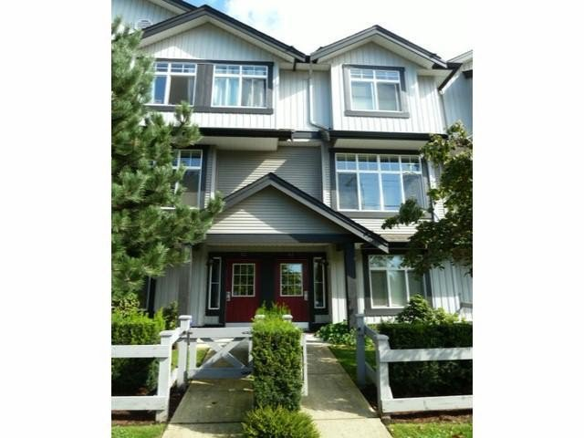 Main Photo: 41 18839 69th Avenue in Cloverdale: Clayton Townhouse for sale : MLS®# f1322526