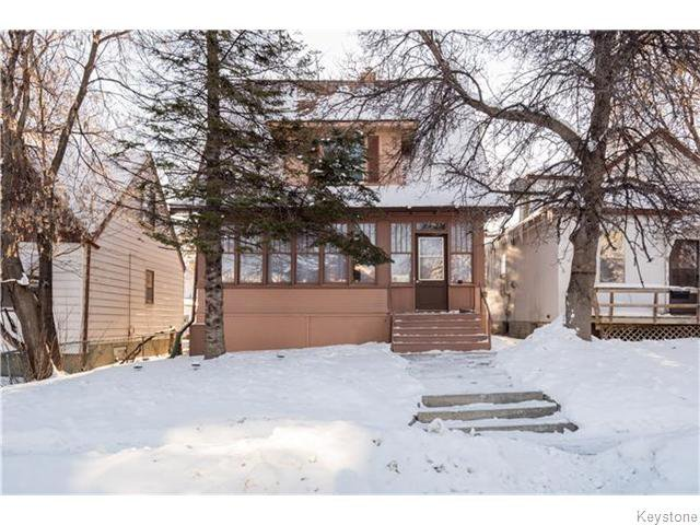 Main Photo: 198 Chalmers Avenue in Winnipeg: Residential for sale (Elmwood)  : MLS®# 1601322