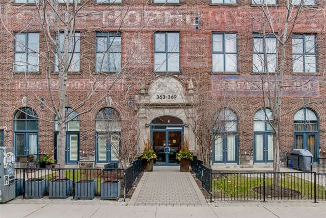 Main Photo: 363 Sorauren Ave Unit #210 in Toronto: Roncesvalles Condo for sale (Toronto W01)  : MLS®# W3692258