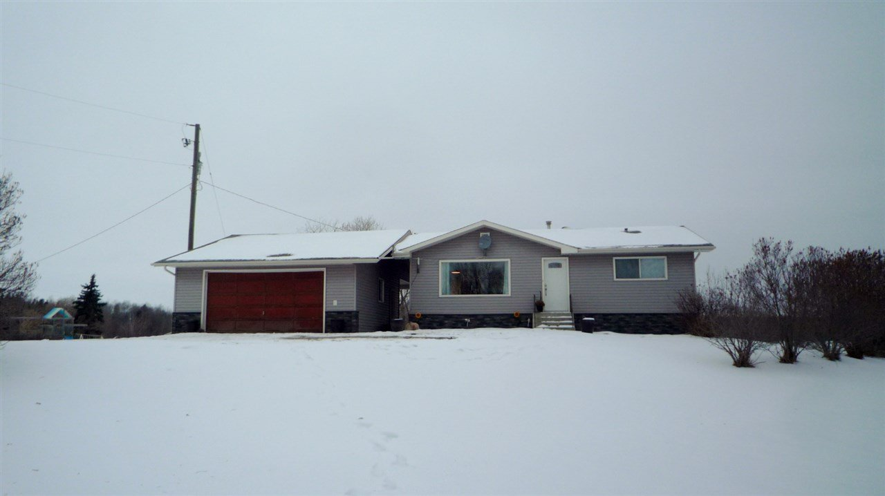 Main Photo: 51046 RGE RD 225: Rural Strathcona County House for sale : MLS®# E4183494