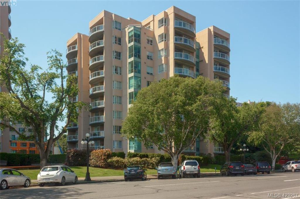 Main Photo: 703 1010 View Street in VICTORIA: Vi Downtown Condo Apartment for sale (Victoria)  : MLS®# 423267