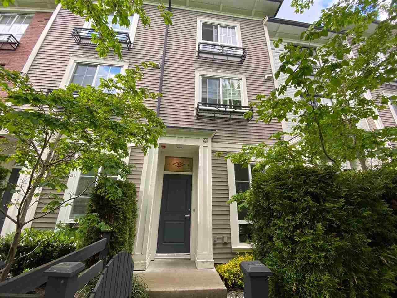 Main Photo: 80 2428 NILE Gate in Port Coquitlam: Riverwood Townhouse for sale : MLS®# R2464644