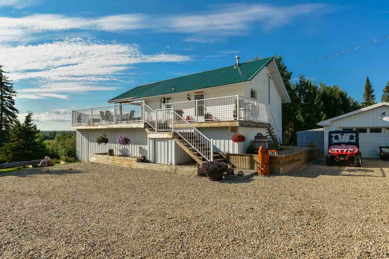 Main Photo: 6009 Highway 633: Rural Lac Ste. Anne County House for sale : MLS®# E4201744