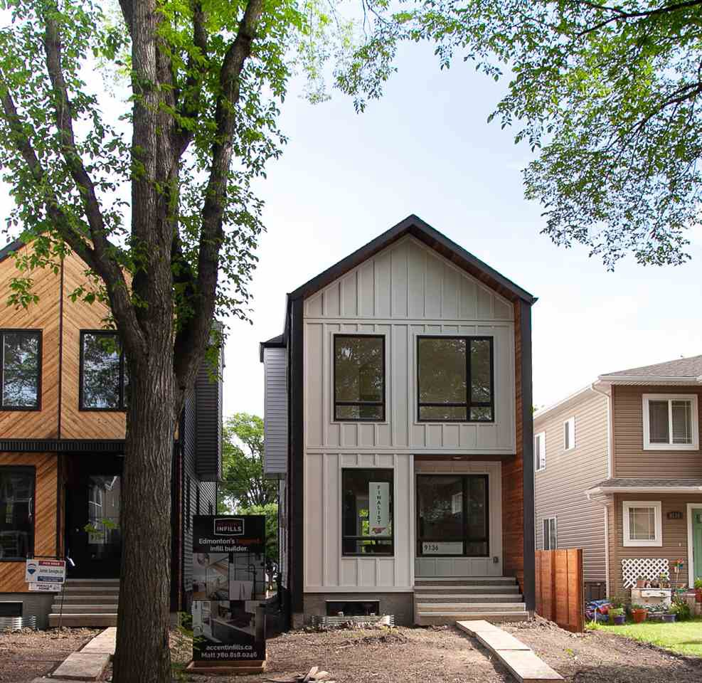 Main Photo: 9136 71 Avenue in Edmonton: Zone 17 House for sale : MLS®# E4203661