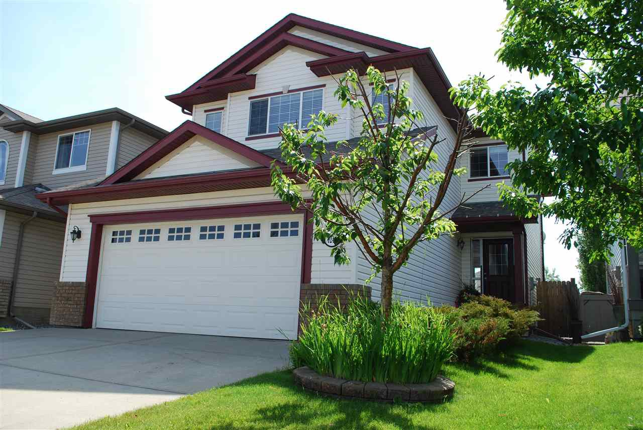 Main Photo: 1245 MCALLISTER Way in Edmonton: Zone 55 House for sale : MLS®# E4205591