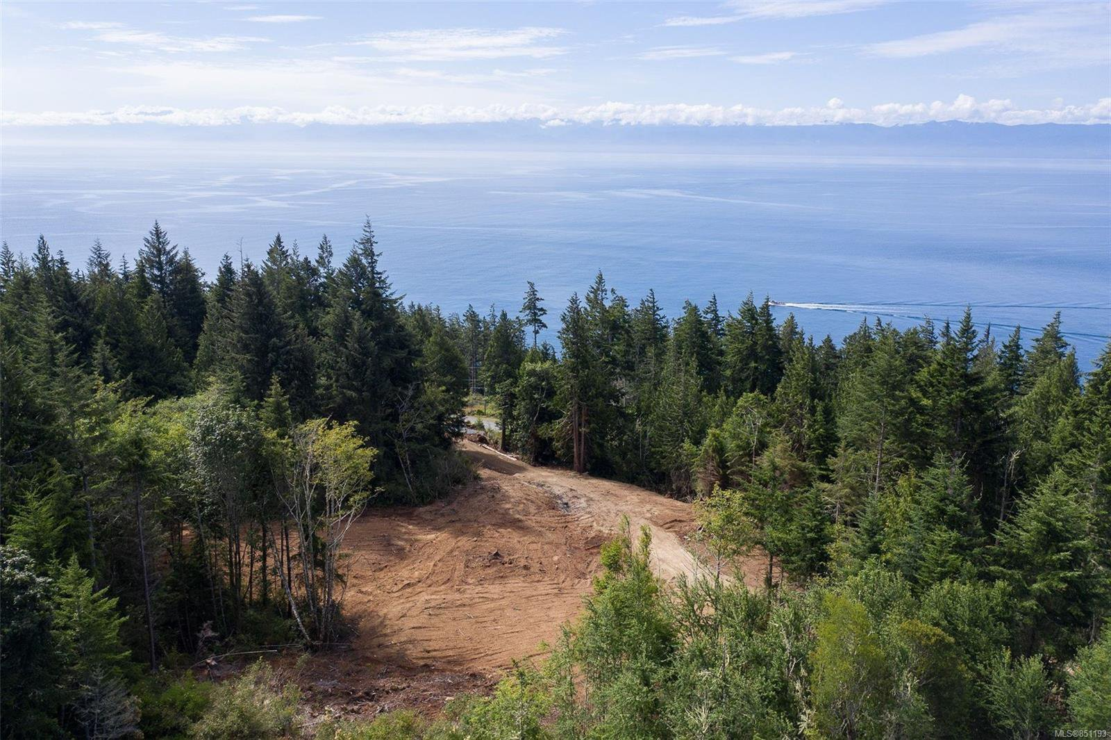 Main Photo: Lot 1 Lighthouse Point Rd in : Sk Sheringham Pnt Land for sale (Sooke)  : MLS®# 851193